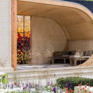 Выставка в Челси: Сад, прославляющий Йоркшир и его пейзажи