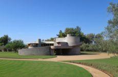 Архитектура: Дом Фрэнка Ллойда Райта, спасенный от полного разрушения