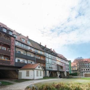 Мир дизайна: Улица-мост и романтика средневековья в Германии