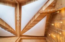 Дом со сложной архитектурой