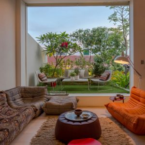 Сингапур: Дом с садом в Опера Эстейт