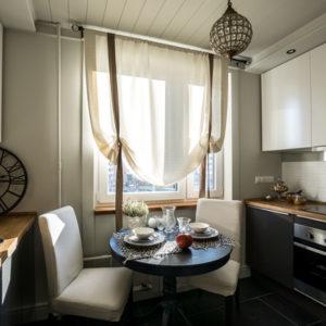 Однокомнатная квартира в Московском с настроением дачи