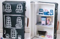 DIY: Как сделать домик для кукол своими руками