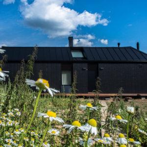 Подмосковный дом, построенный по шведскому проекту