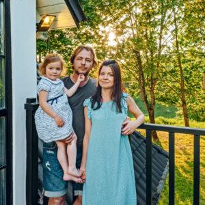 В гостях: Дом на Лысой горе… рядом с Минском