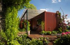 Проект недели: Временные апартаменты с садом… в центре города