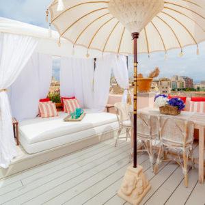 Фотоохота: 81 идея обустройства крыши на летний период