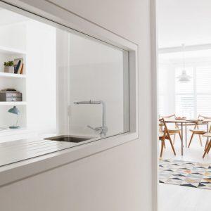 Британия: Белый цвет и минимализм в небольшой лондонской квартире