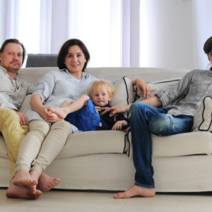 В гостях: Квартира в Казани от мамы-дизайнера и папы-строителя