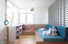 Украина: Скандинавский минимализм в интерьере киевской квартиры
