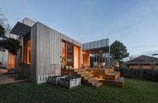 Австралия: Дом в Мельбурне с атмосферой и деталями пляжного кафе