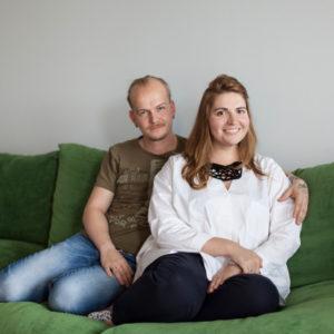 В гостях: Круглые окна и лаконичный дизайн в Красногорске