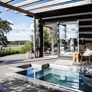 Швеция: Скандинавский стиль на воде