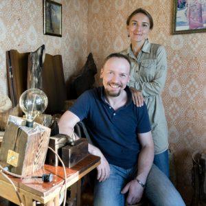 Портрет: История с лампами Ko&Co