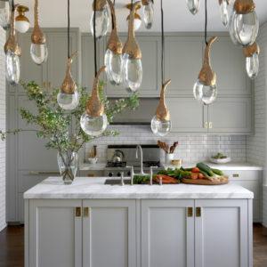 Микротренд: Кухонный гарнитур из разных шкафчиков