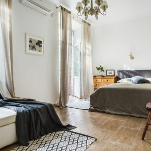 Квартира со скандинавскими мотивами в центре Москвы