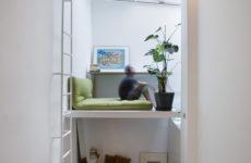Испания: 21 метр в Мадриде — маленький узкий дом