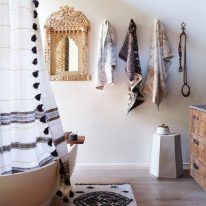 Декор: Из чего же, из чего же сделаны… шторки для ванной