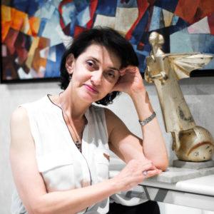 Портрет: Галерея современного и доступного искусства «Шазина»