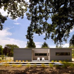 США: Дом в Калифорнии по соседству с виноградниками