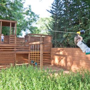 Детская площадка своими руками: 56 фото и идеи для вдохновения