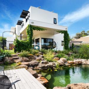 Австралия: Модернизм и экологичность дома в Мельбурне