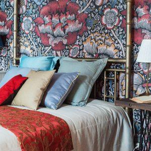 Спальня недели: Викториана в доме баронессы фон Мекк во Внуково