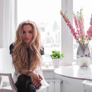 В гостях: Квартира модельера Маши Цигаль на Цветном бульваре