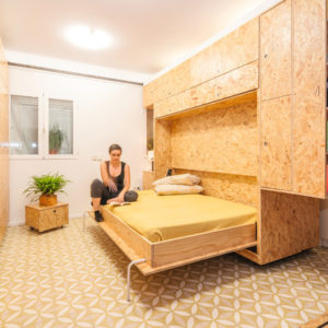 Дизайн-дебаты: чем различаются маленькие квартиры в России и мире