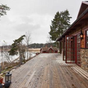 Швеция: Ранчо с дранкой… под Стокгольмом