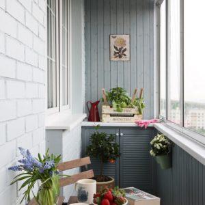 Фотоохота: 77 идей для отделки балкона