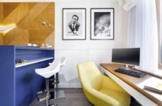 Проект недели: Комната с барной стойкой для подростка