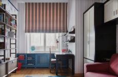 Проект недели: Четыре детские комнаты в одной (!) квартире
