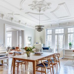 Швеция: Нордический стиль для датчанина и шведки