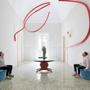 Италия: Иконы модернизма в классическом палаццо