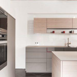 Микротренды: Зачем вашей кухне очень тонкая столешница