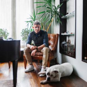 В гостях: Двухэтажная квартира Мити Фомина на набережной