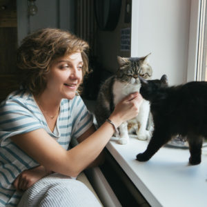 В гостях: Джунгли на балконе — студия 49 кв.м в Жуковском