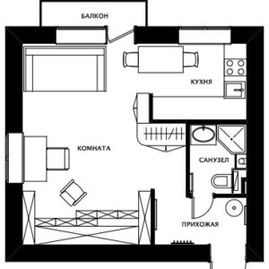 Идеи планировки: Как убрать узкий коридор (и надо ли)