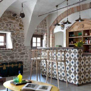 Италия: Реконструкция фермы на озере Гарда