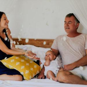 В гостях: Зимний дом в Убуде для русской семьи