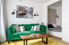 Дизайн-дебаты: Что такое квартира-студия