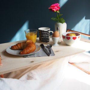 Своими руками: Как сделать поднос для завтрака