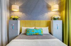 Проект недели: Спальня с двумя кроватями для троих