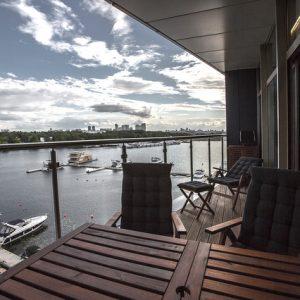 Квартира в «Городе яхт»