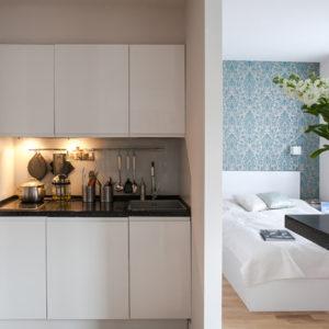 Однокомнатная квартира 33 кв.м: Планировка и дизайн