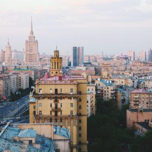 Фотоохота: Москва глазами руфера — 34 снимка города с крыш