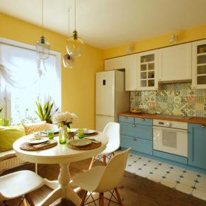 Дизайн-дебаты: Какие полы лучше сделать на кухне