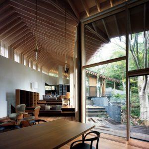 Япония: Вилла в национальном парке