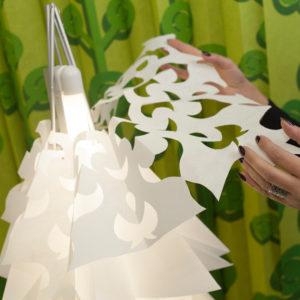 Портрет: Paper Design — «бумажная» архитектура для интерьеров